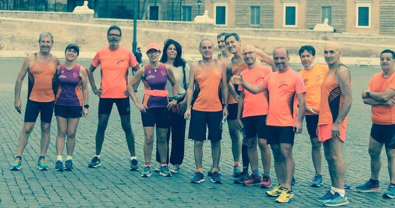 running_evolution_piazza_del_popolo
