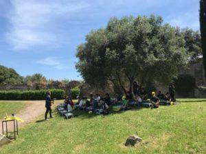 studenti_parco_archeologico_colosseo